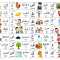 アラビア語の文字表を作ってみた。放送大学で学ぶアラビア語